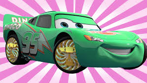 Lightning Mcqueen Different Colors Changing Cars L Disney Cars