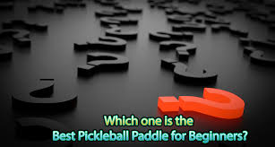 Pickleball Paddle Comparison Chart Best Pickleball Paddle For Beginners A Z Facts 2019