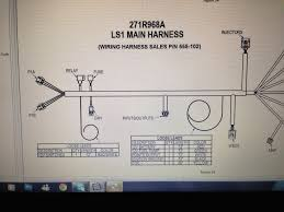 dominator efi ls1 harness question about loose wires yellow what are these wires that i have for and why is the wiring diagram different or am i missing something