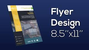 How To Design A Flyer In Photoshop Photoshop Flyer Design Adobe Photoshop Cs6 Tutorial