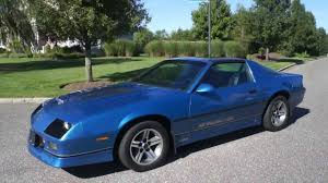 SOLD~~1985 Chevrolet IROC-Z Z28 For Sale~LOW MILES~ONLY 15,768 ...