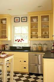 yellow and white painted kitchen cabinets. Kitchen:Merveilleux Yellow And White Painted Kitchen Cabinets Cabinet Ideas Scenic Painting Color Pictures Photos