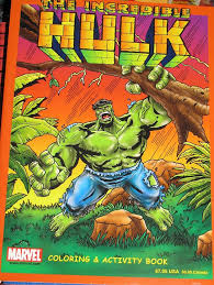 In ancient times, this hero was an ordinary physicist named bruce banner. Hulk Coloring Book Ratchet S Hulk Collection