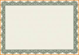 Certificate Borders For Word Custom 48 Word Certificate Border Steamtraalerenborgenes