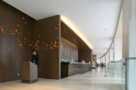 corporate office reception designs