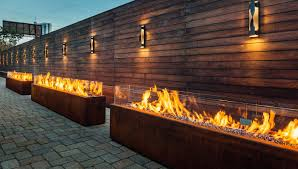 Cor ten steel Steel Plates Custom Komodo 12foot Fire Pit In Corten Steel Alamy Custom Komodo 12foot Fire Pit In Corten Steel Paloform