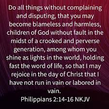 Phillipines 214 16 Bible Verses And Sayings Bible Scriptures