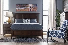 ... preloadCopenhagen Brown Eastern King Panel Bed - Room