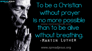 Christian Prayer Quotes