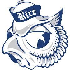 rice university owl logo. Exellent Logo Email Hj28riceedu University Of Richmond BS And Rice Owl Logo I