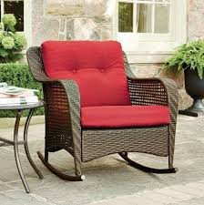 hometrends tuscany rocker chair image 1 of 6
