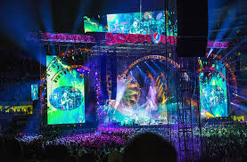 Dead And Company Folsom Field Stadium Boulder Co