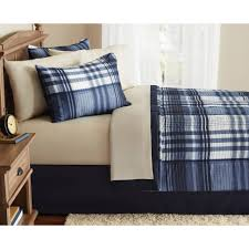 comforter set camo comforter brown and green plaid bedding checked bedding blue plaid bed sheets rose