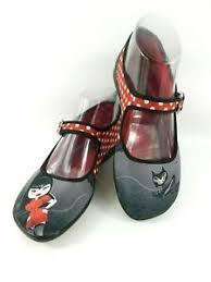 Details About Hot Chocolate Design Womens Mary Jane Shoes Chocolaticas Black Cat Size 35 Eu