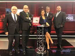 """Hande Fırat auf Twitter: """"Başlıyoruz @abdulkdir_selvi @teopolitik  @gurkanhacir @MuratCelik_1 @cnnturk… """""""