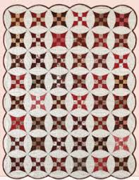Free Two-Color Quilt Patterns eBook - The Quilting Company & bed sized two color quilt pattern Adamdwight.com