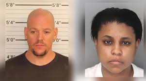 Man and woman arrested after sheriffs find weapons, drugs and ...