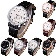 watches for thin wrists promotion shop for promotional watches for fashion luxury brand men watches ultra thin full genuine leather clock malecasual sport watch men quartz wrist watch whole