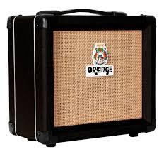 <b>Комбоусилитель гитарный Orange CRUSH</b> 12-BLK купить в ...