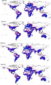Bluetounge Virus Summary Of The Modeled Global Distribution Of Bluetongue Virus Under