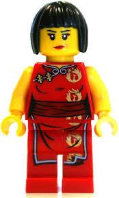 Lego Ninjago Nya - Minifigure by LEGO TOY (English Manual): Amazon.de:  Spielzeug