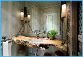 Rustic Bathrooms 35 Exceptional Rustic Bathroom Designs Filled With Coziness And