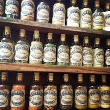 Decorative Spice Bottles