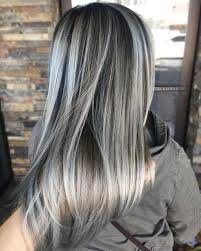 Dark Brown Hair With Ash Blonde