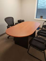 tables contact us dsi racetrack shape meeting table
