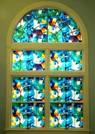 vinyl stained glass window window stained glass dove stained glass religious stained glass window