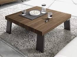coffeetable metal legs palma by lc mobili