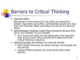 Questions  Building the Foundation for Critical Thinking