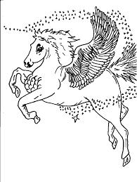 Kleurplaat Prinses Eenhoorn Weekhorsecom