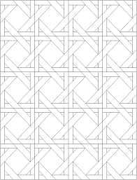 They are fun to customize and color for. Printable Quilt Patterns Coloring Pages