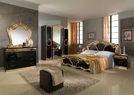 wonderful bedroom furniture italy large. Plush Design Ideas Black And Gold Bedroom Furniture Wonderful Atzine Com Classic Italy Large