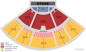 Farm Bureau Live Seating Chart With Rows And Seat Numbers Veterans United Home Loans Amphitheater At Virginia Beach