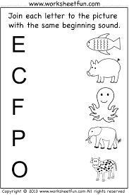 Coloring Pages: Kindergarten Worksheets / FREE Printable ...