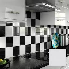 Black Kitchen Wall Tiles Wall Tile Patterns