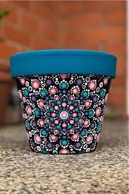 35 super creative painted flower pots
