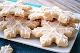 almond vanilla cookies