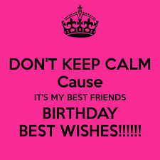 Best Friend Quotes On Birthday