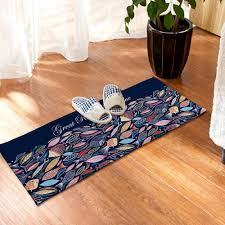 Kitchen Carpet Online Get Cheap Kitchen Rugs Blue Aliexpresscom Alibaba Group