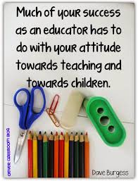 Inspirational Quotes For Teachers Starting A New School Year