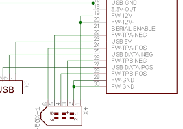 wiring diagram for apple 30 pin connector wiring how to design your own ipod super dock part 2 on wiring diagram for apple 30