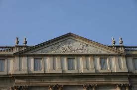 La Scala Seating Chart Teatro Alla Scala Seating Plan Stalls E Galleria La Scala