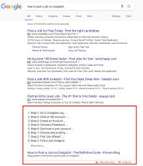 Craigslist Resume Search Resume