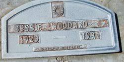 Bessie Woodard (1923-1994) - Find A Grave Memorial