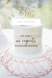 Budgeting For Wedding