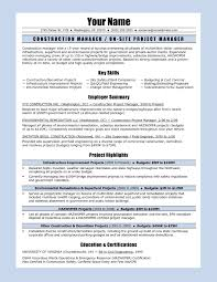 Project Coordinator Resume Samples Awesome Safety Coordinator Resume