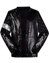 Michael Jackson Billie Jean Sequin Jacket